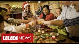 Plan to allow families and friends in UK to meet for Christmas - BBC News