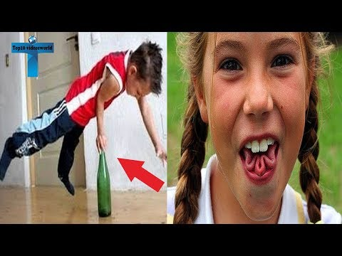 Top 10 Odd & Unusual People With The Incredible Talents – Unbelievable Amazing Peoples
