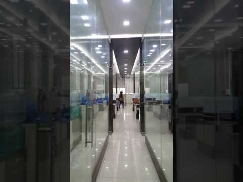 Fully furnished office at Quantum Tower video