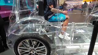 ZF 로보택시 모형(2019 프랑크푸르트 모터쇼)