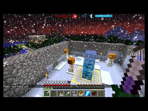 Forgecraft2 S2E24 Winter Guardian