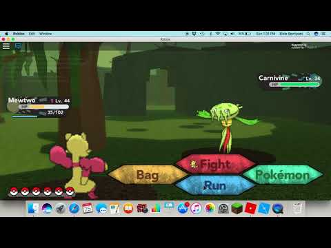 How To Get Mienfoo And How To Evolve It Pokemon Brick Bronze Youtube