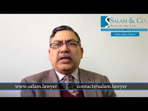 Application Checking Service - UK Immigration Solicitors - Salam Immigration