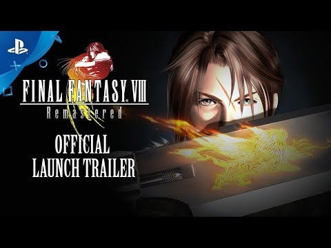 Final Fantasy 8 Remastered Has Launched With a Wonderful, Nostalgic Trailer