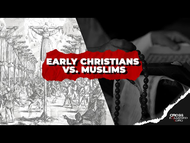 What's the difference between New Testament and Muslim martyrs?
