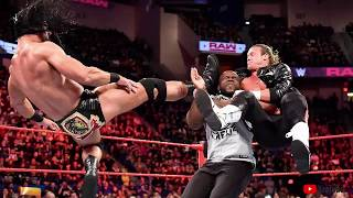 WWE RAW 23 June 2018 | Roman Reigns vs Jinder Mahal Full Match | WWE 2018