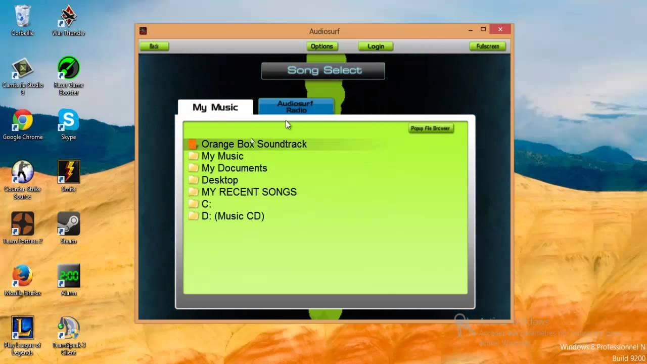 audiosurf gratuit