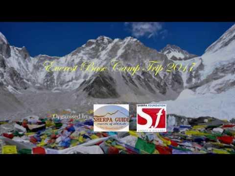 Everest Base Camp Trip 2017