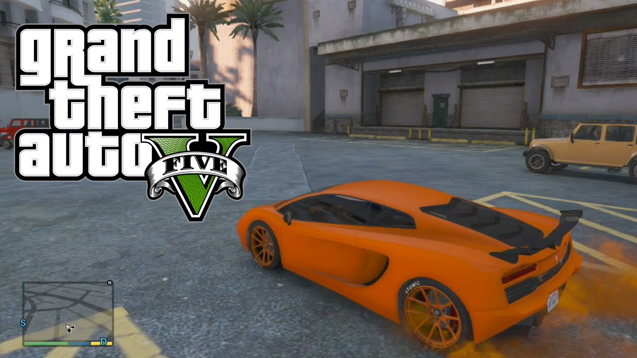 GTA 5: How To Get RARE Cars, Planes & Other Vehicles (GTA V) - YouTube