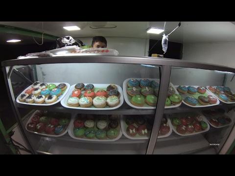 Jakarta Street Food 1186 Part.2 TriCycle Happy Donut Donat-donat lucu dan enak  BR TiVi 5070