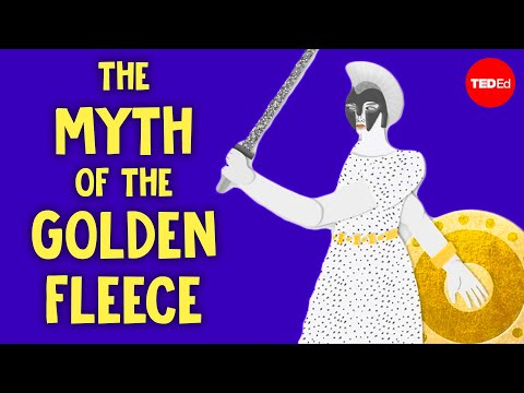 Video image: The myth of Jason, Medea, and the Golden Fleece - Iseult Gillespie