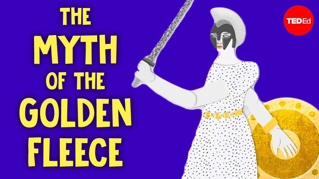 The myth of Jason, Medea, and the Golden Fleece - Iseult Gillespie