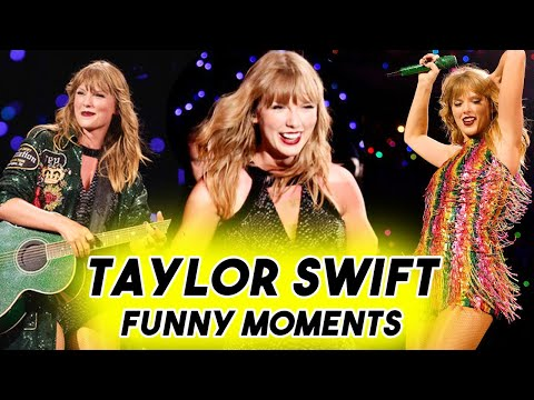 TAYLOR SWIFT FUNNY MOMENTS REPUTATION 2018  BEHIND THE SCENES
