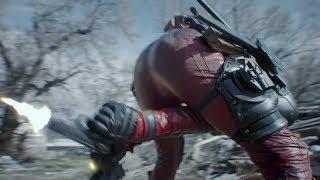 Deadpool 2 - Bangarang (SKRILLEX feat. Sirah)