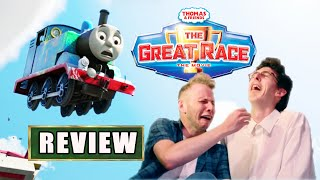 'THE GREAT RACE' - THOMAS & FRIENDS REVIEW