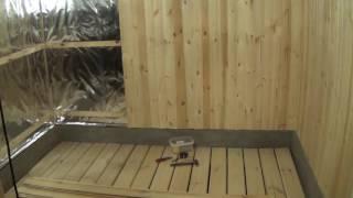 30.08 - 11.09.2016 Внутренняя отделка и утепление потолка бани(, 2016-09-12T08:53:59.000Z)