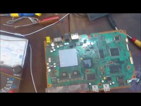 Ps2 Turns On Green And Goes Back To Red Light Youtube