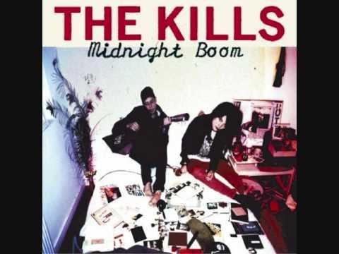 the kills- midnight boom- black balloon