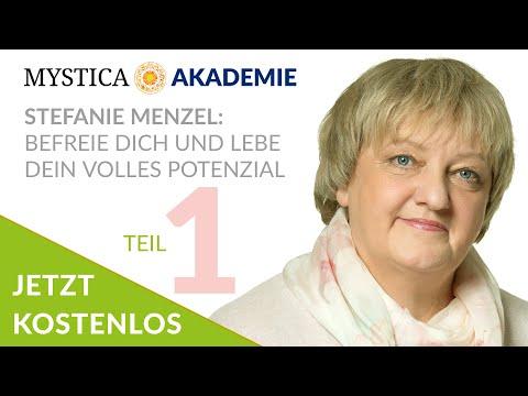 Stefanie Menzel: HEILENERGETIK - Befreie dich und lebe dein volles Potenzial  (Teil 1 gratis)