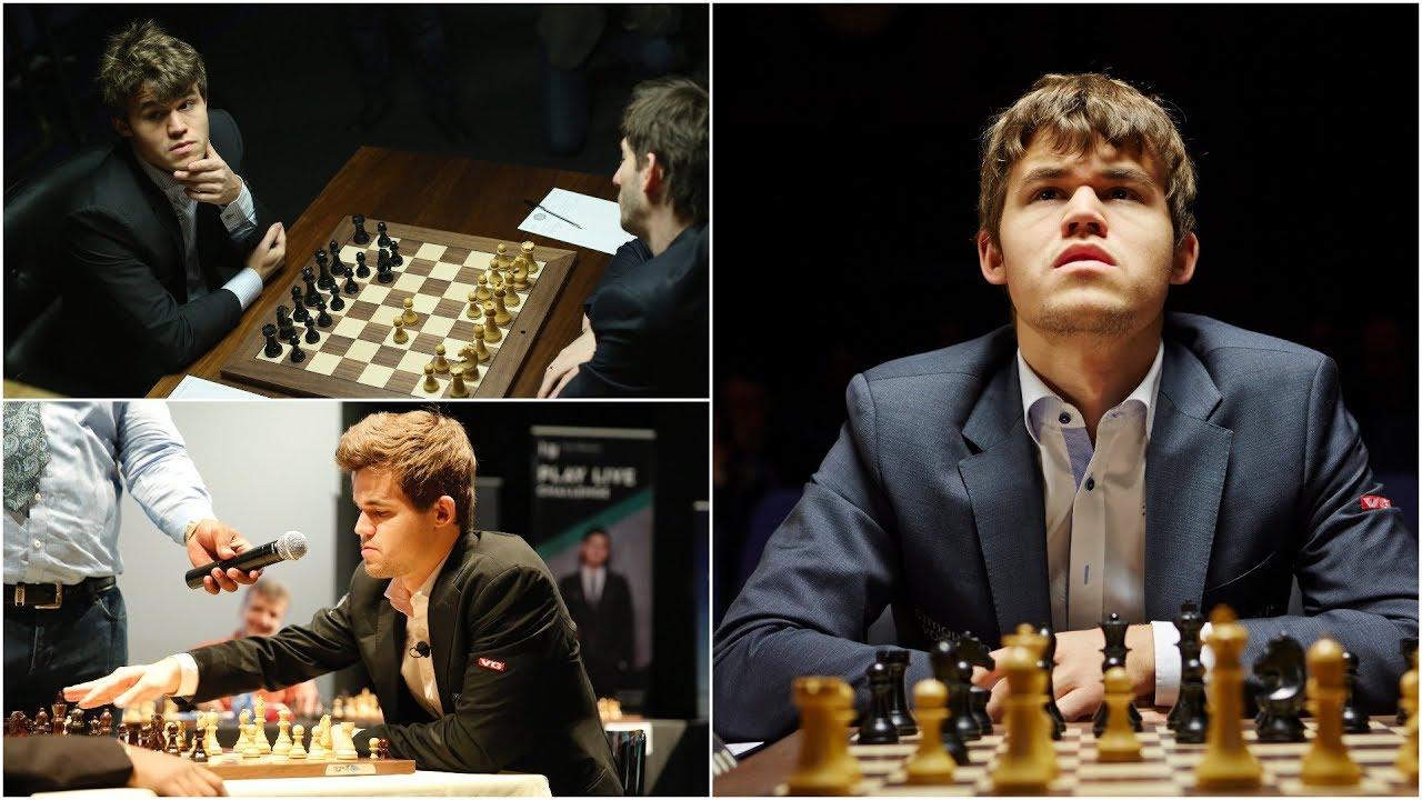 Magnus Carlsen Net Worth