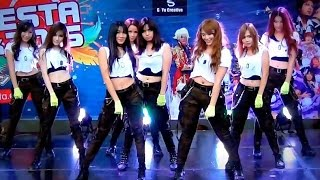 """GirLish"" cover ""Catch Me If You Can"" (SNSD) @ ""Cover Dance Of The Years 2015"" :J-Fest 2015"
