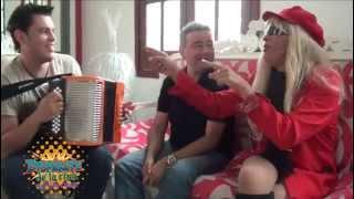 Entrevista Margarito Con Ivan Villazon & Saul Lallemand