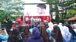 Seluruh Nafas Ini - (Cover by Arpegio Of Soul Band - SMA Mandiri Cirebon)