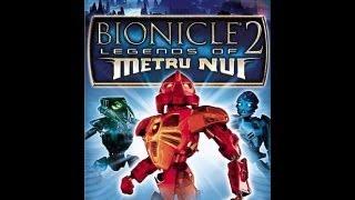 BIONICLE  2 Легенда Метро Нуи