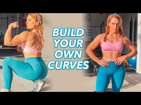 HEAVY SQUATS | GLUTE STRENGTH WORKOUT - How to warm up for a 1RM