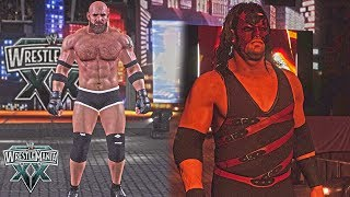 WWE 2K19 Epic Ruthless Aggression Era Mods Goldberg