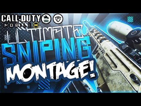 Call Of Duty Cod Mobile 60 Kills Sniper Montage Quick