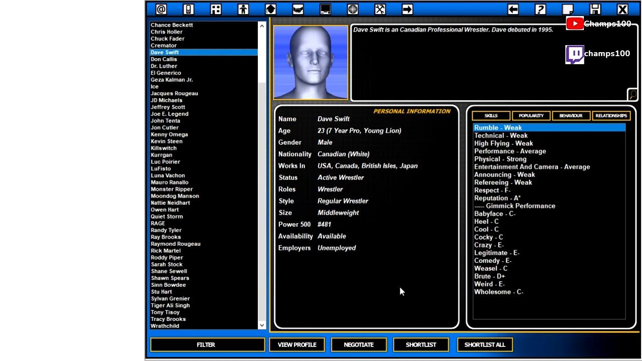 Total Extreme Wrestling 2013 Runtime Error