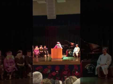 Arapahoe Charter School Valedictorian Speech- Elijah Buckout
