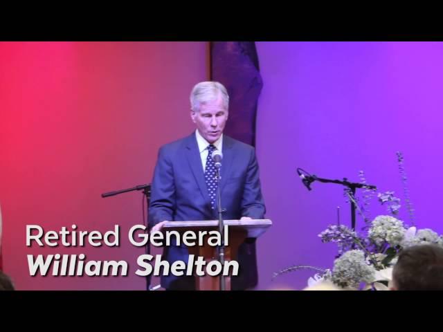 2015 Veterans Day at First Baptist Nashville