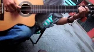 [Nhóm Guitar Tân Phú] Hát về cây lúa hôm nay (solo spontanious version)