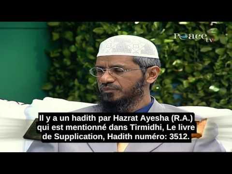 Comment Une Femme Observe Laylatul Qadr Pendant Ses Règles?-Zakir Naik
