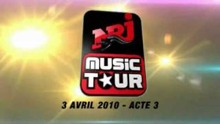 Lydia da Rocha (aka LYYA ROKK) at the NRJ MUSIC TOUR 2010 ACTE 3 BELGIUM TRAILER