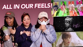 Reacting to MAMAMOO, EPIK HIGH, and PARK BOM! (All up in our Feels! T_T)