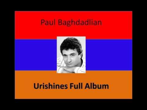 PAUL BAGHDADLIAN URISHINES FULL ALBUM