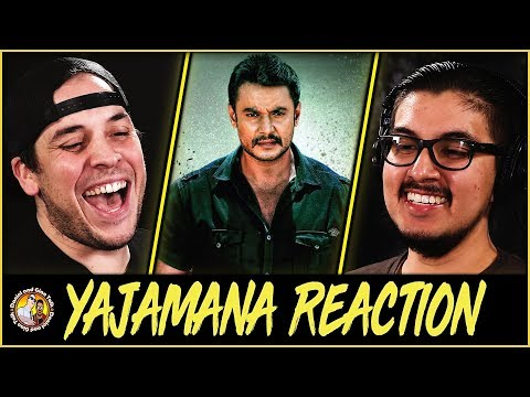 Yajamana Trailer Reaction And Discussion