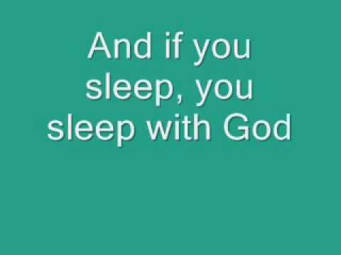 Tal Bachman  cause if you sleep lyrics