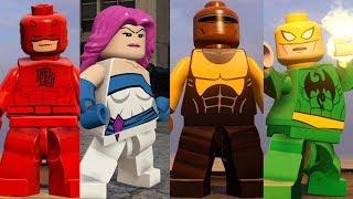 Lego Marvel's Avengers - The Defenders