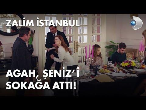 Agah, Şeniz'i sokağa attı! - Zalim İstanbul 26. Bölüm