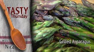 Tasty Thursday: Grilled Asparagus
