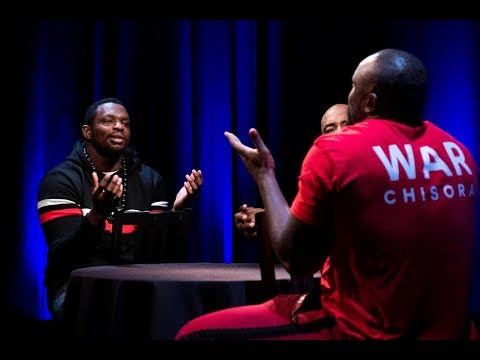 Coming soon: Whyte vs Chisora 2  The Gloves Are Off