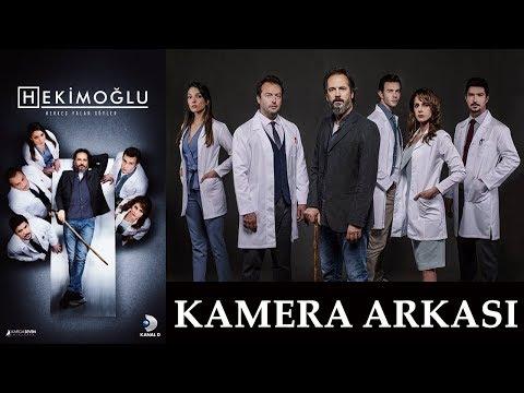 Hekimoğlu Kamera Arkası - Timuçin Esen   Yeni Dizi