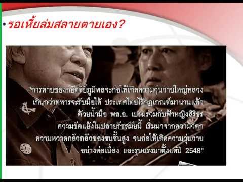 เพลงปฏิวัติที่คนไทยต้องฟัง