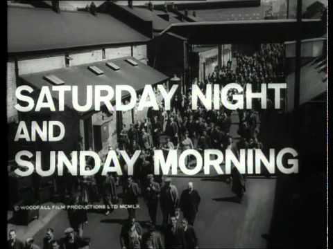 saturday night sunday morning - YouTube