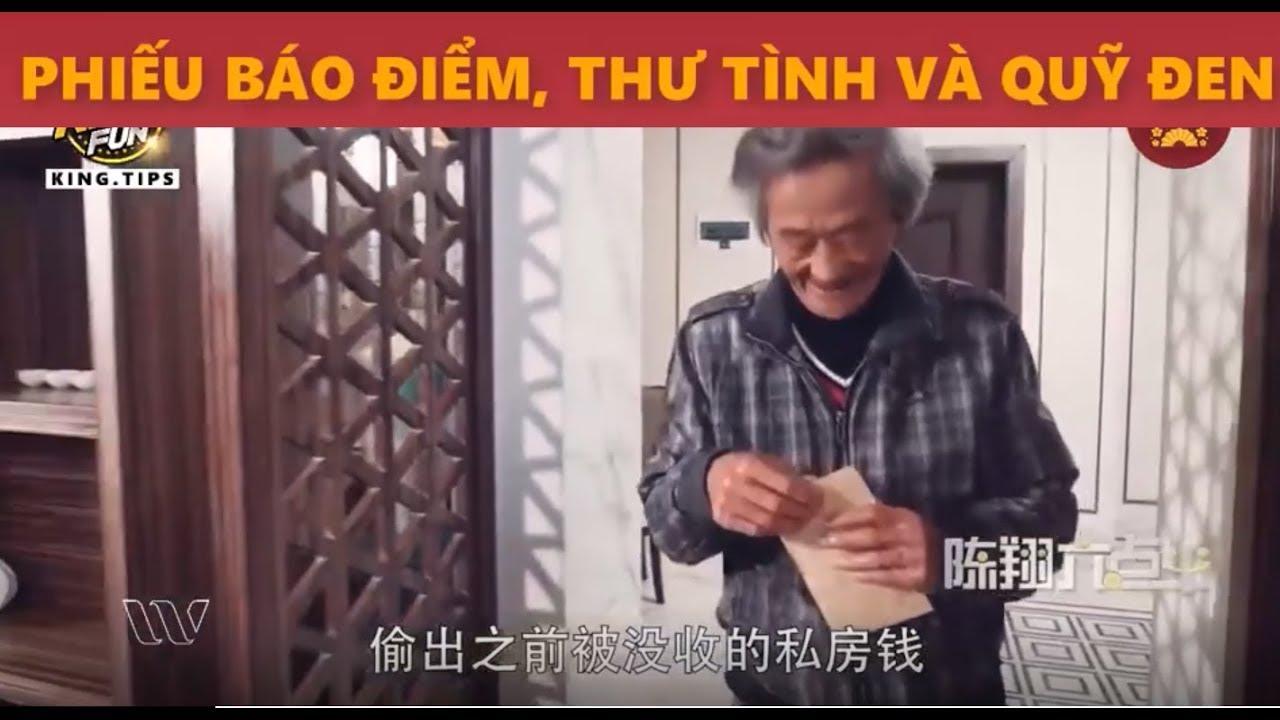 Đầu Khấc Series: Cha con hại nhau | Hài Trung Quốc