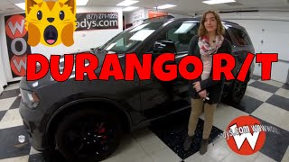 2018 Dodge Durango 18JB11